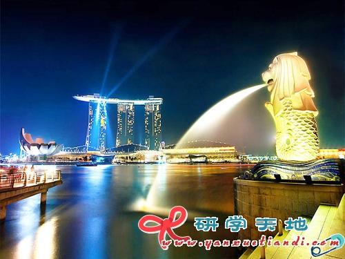 新加坡研学旅行